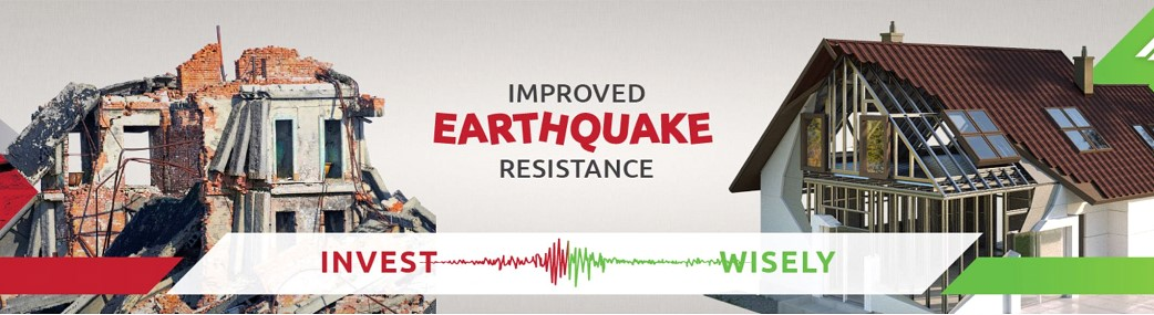 Improved Earthquake Resistance